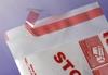 Adh�sionsklappenbeutel 165 x 220 + 30 mm transparent LDPE 50 my mit selbstklebender Klappe  1000 St�ck