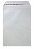 LDPE ADH-Klappenbeutel 165 x 220 x 40 mm  50 my  transparent unbedruckt  1.000 St�ck im Pack